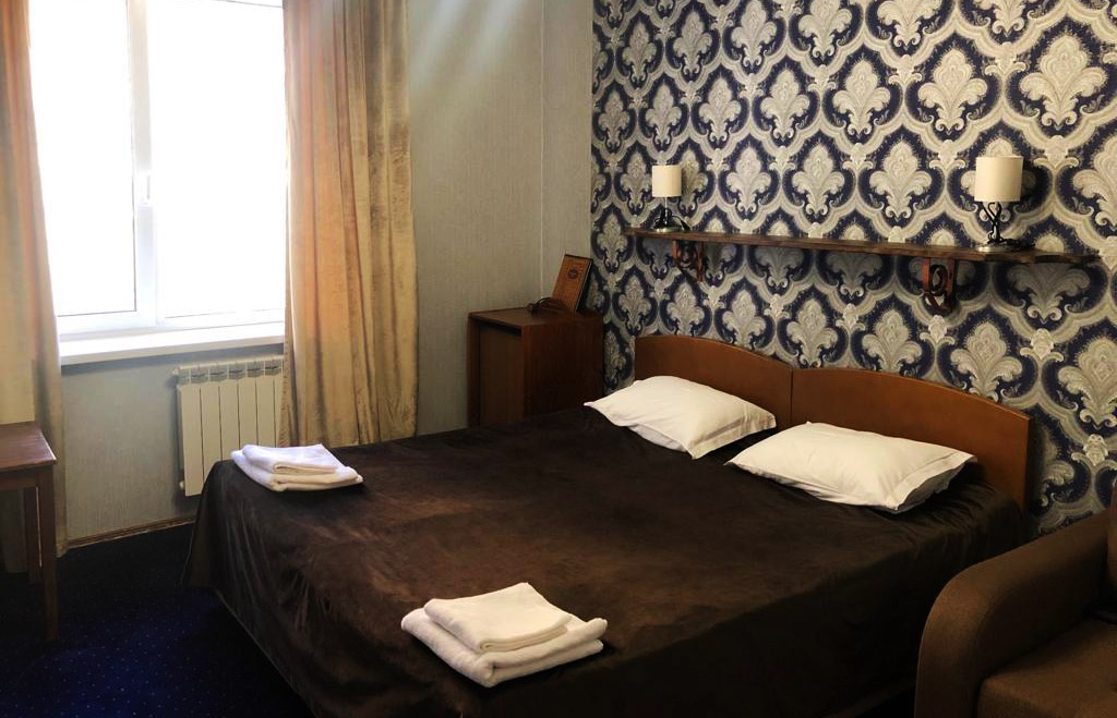 двухместный номер в отеле в Приэльбрусье
