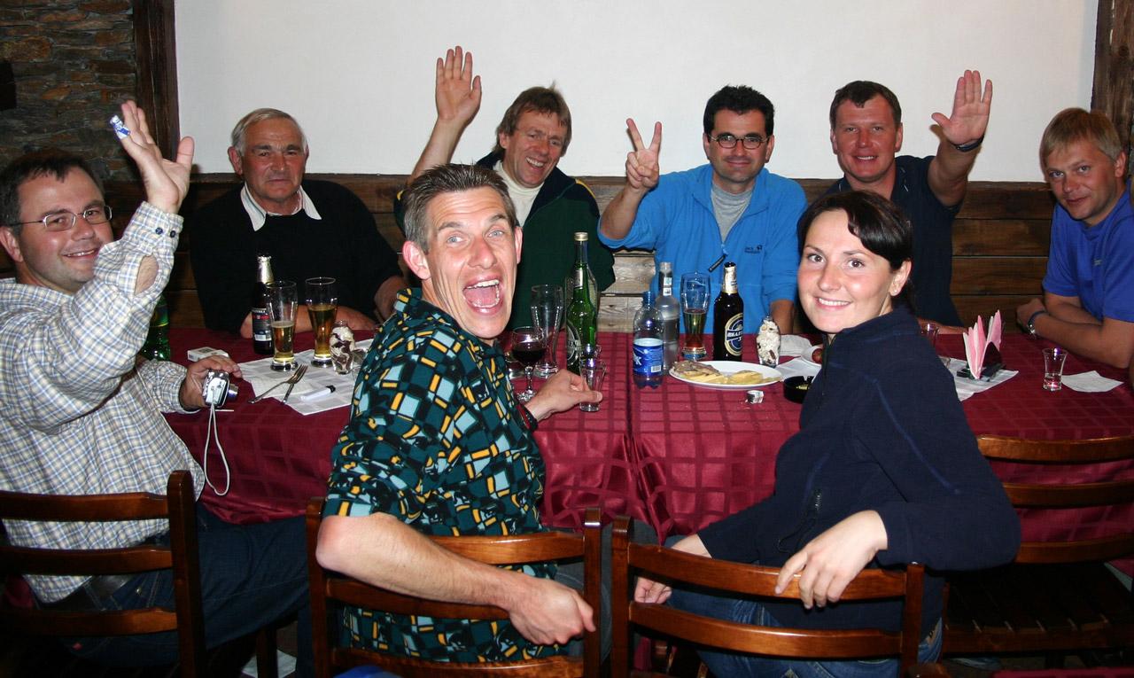 гости отеля Балкария в Приэльбрусье